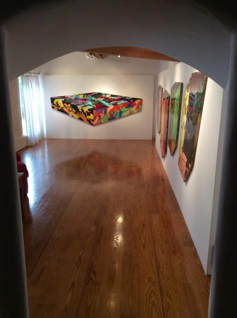 Ronald Davis Exhibition - Edited