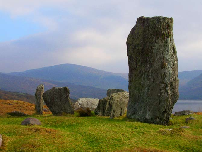 Celtic spirit journeys