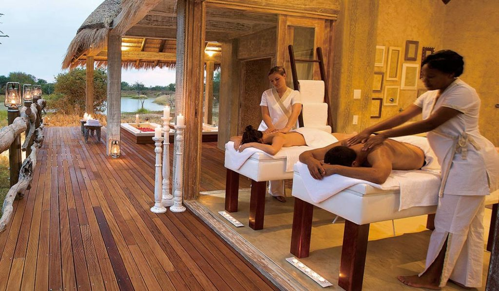 Wellness and Yoga on a Luxury South Africa Safari Tour