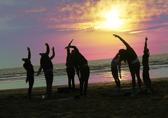 Yoga and Surf holidays in morocco