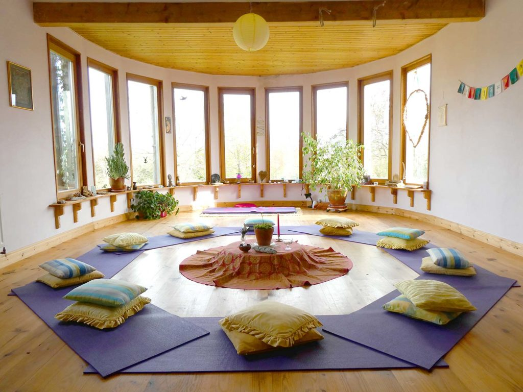 meditation retreat ireland