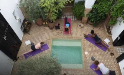 meditation and yoga retreat