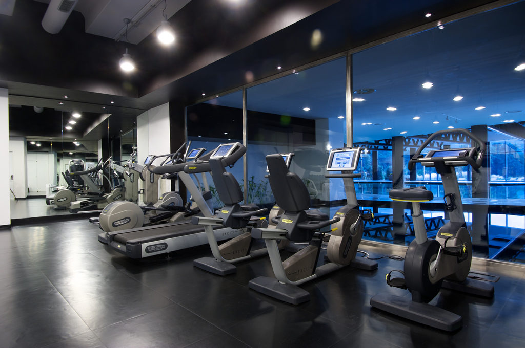 wellbeing retreat gym italy