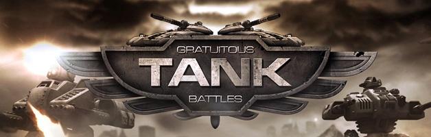 Impressions: Gratuitous Tank Battles
