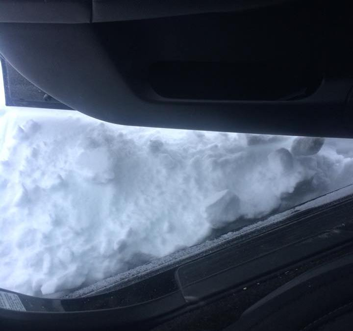 Snow Tips: How To Get Your Vehicle Unstuck