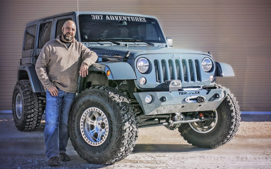 Real People, Real Owners: Will Morgan Video (Jeep)