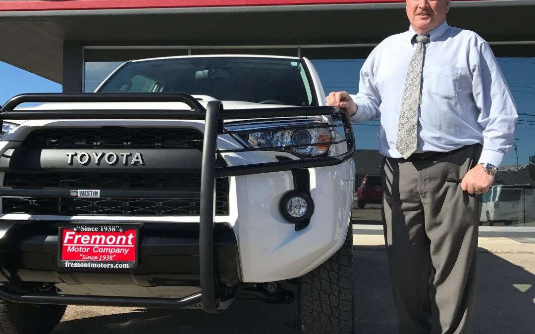 Mark Smith Returns To Fremont Toyota, Sheridan