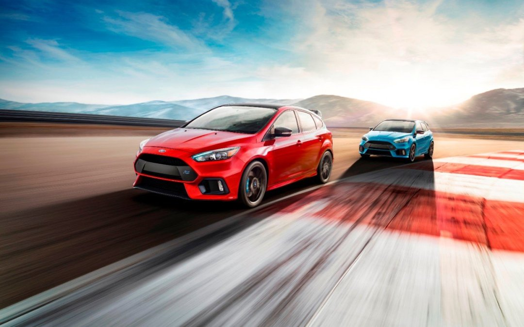 Limited Edition Focus RS As Ford Ending Production In 2018