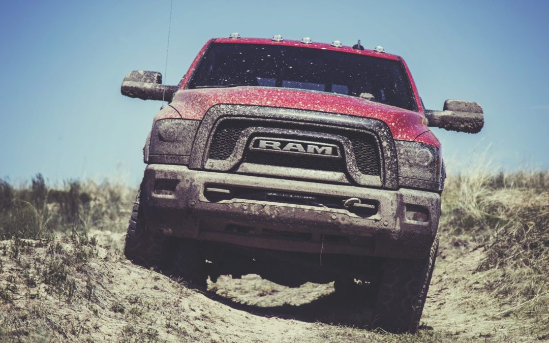 Review: 2017 RAM Power Wagon Off-Road