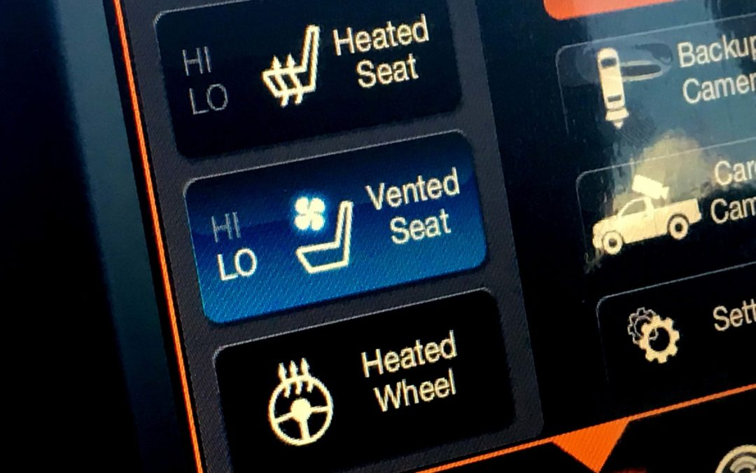 At What Temperature Do Heated/Ventilated Seats Kick In?