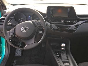 2018 Toyota steering wheel C-HR