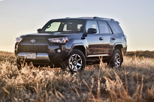 2017 Toyota 4Runner TRD Off-Road Review & Crawl Control ...
