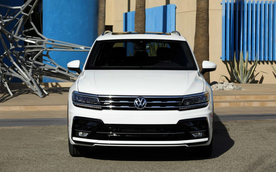 VW Introduces Tiguan 'R-Line Package'