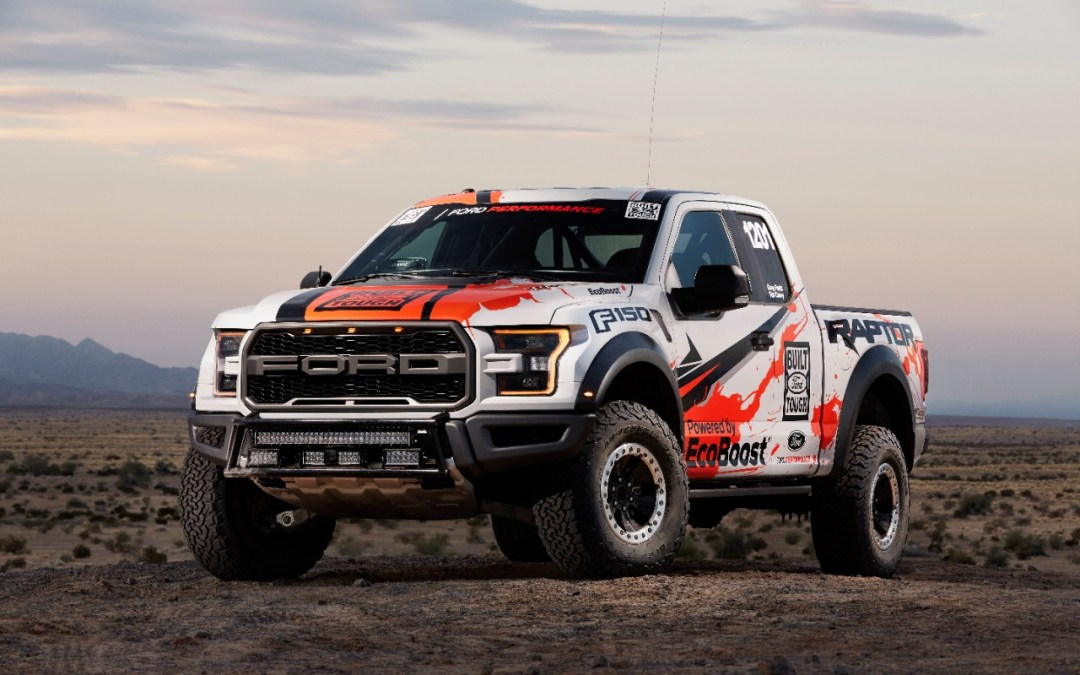 Ford Awarded at SEMA for Focus RS and F-Series Truck