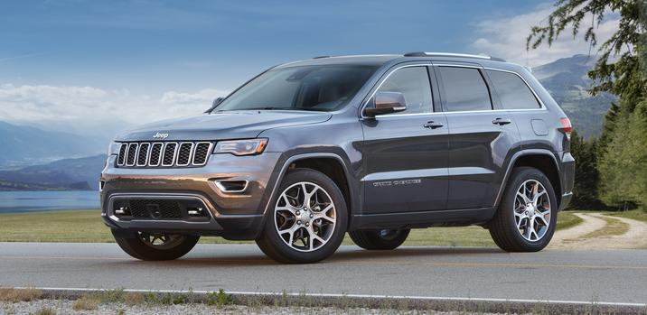 Jeep Grand Cherokee: What's New for 2018