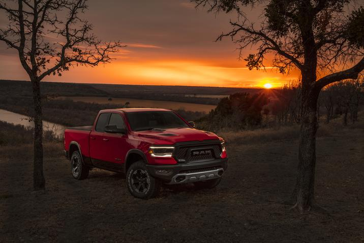 All New 2019 Ram 1500 Trusted Auto Professionals