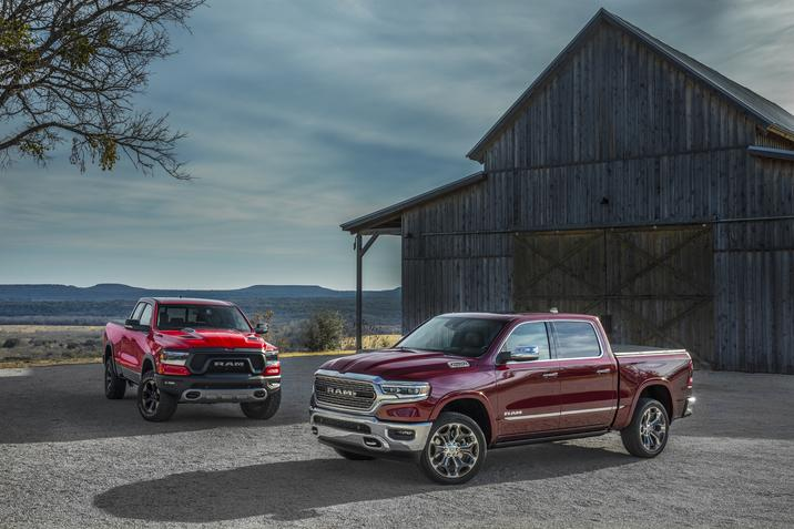 All New 2019 RAM 1500 - Trusted Auto Professionals