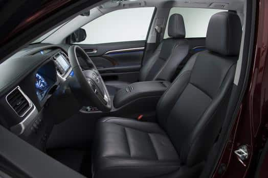toyota 4runner captains chairs zebra print bean bag chair walmart reader question vw atlas vs highlander trusted auto interior front seat with black leather