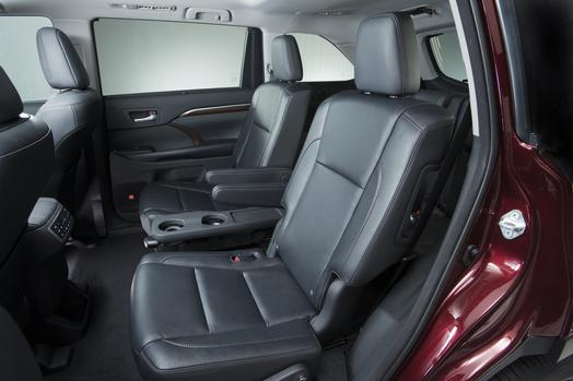 toyota 4runner captains chairs electric recliner chair rental reader question vw atlas vs highlander trusted auto interior 2nd row in black leather