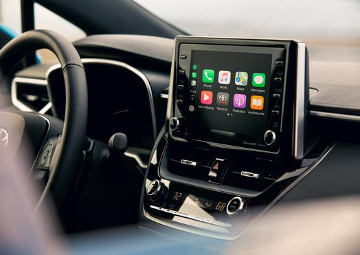 At least 3 Toyota models get Apple CarPlay for 2019