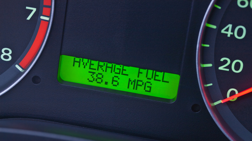 how to calculate gas milage