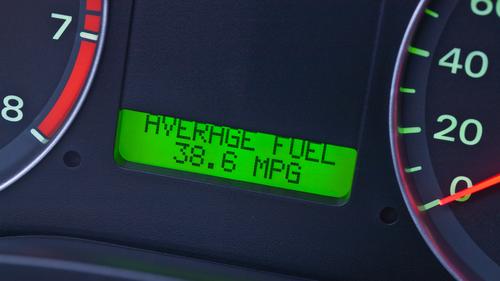 Calculate gas mileage