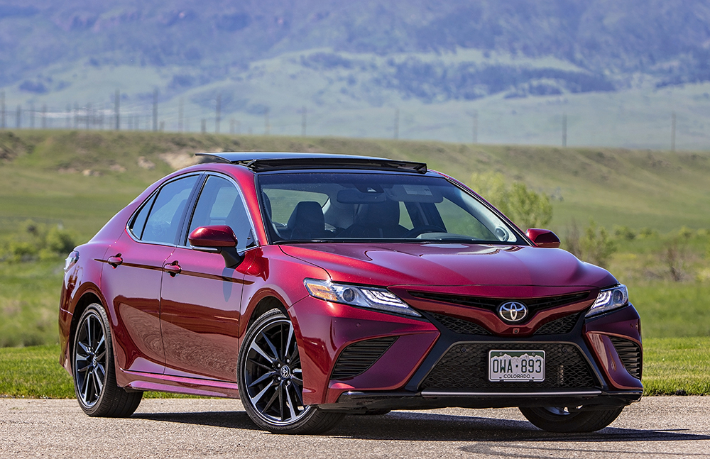 all new camry 2018 review agya trd merah toyota xse v6 trusted auto professionals