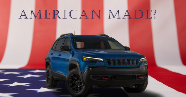 Find out if your Car or Truck is Made in America.