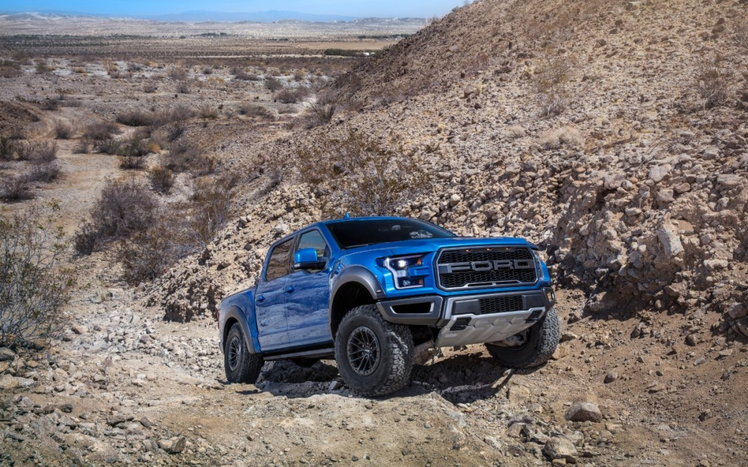 2019 Ford F-150 Raptor Coming Soon!