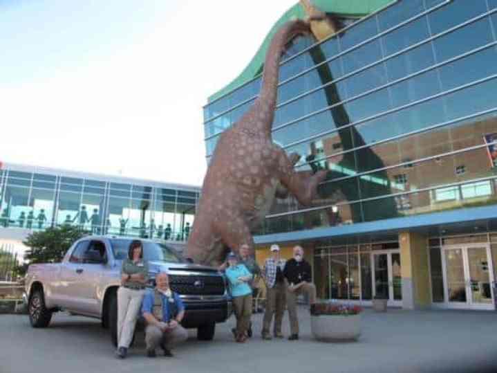 dinosaurs in Wyoming