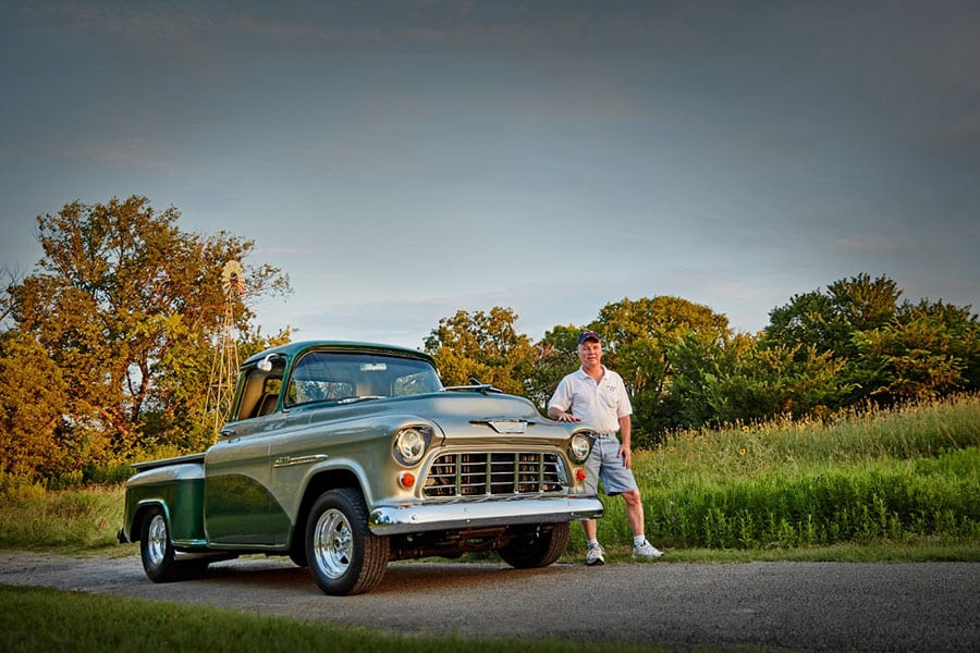 Could You Be A Chevy Truck Legend?