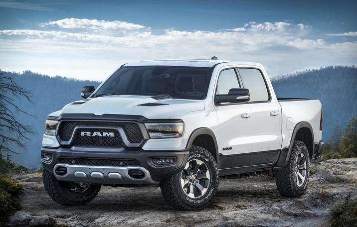 3 New RAM Truck Editions: Rebel 12, Rodeo Edition, Mojave Power Wagon