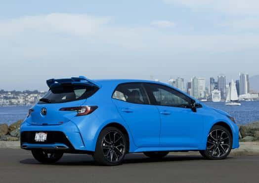 All New 2019 Corolla Hatchback Track Inspired Build Trusted Auto