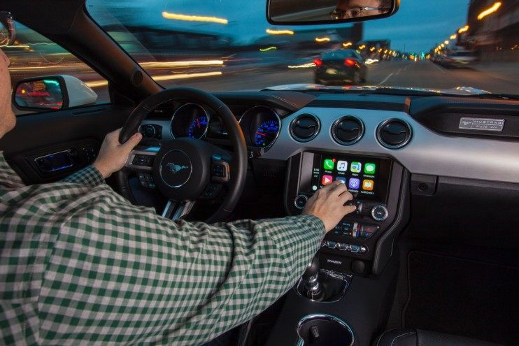 Update SYNC 3 on 2016 Ford's , Get Apple CarPlay and Android Auto