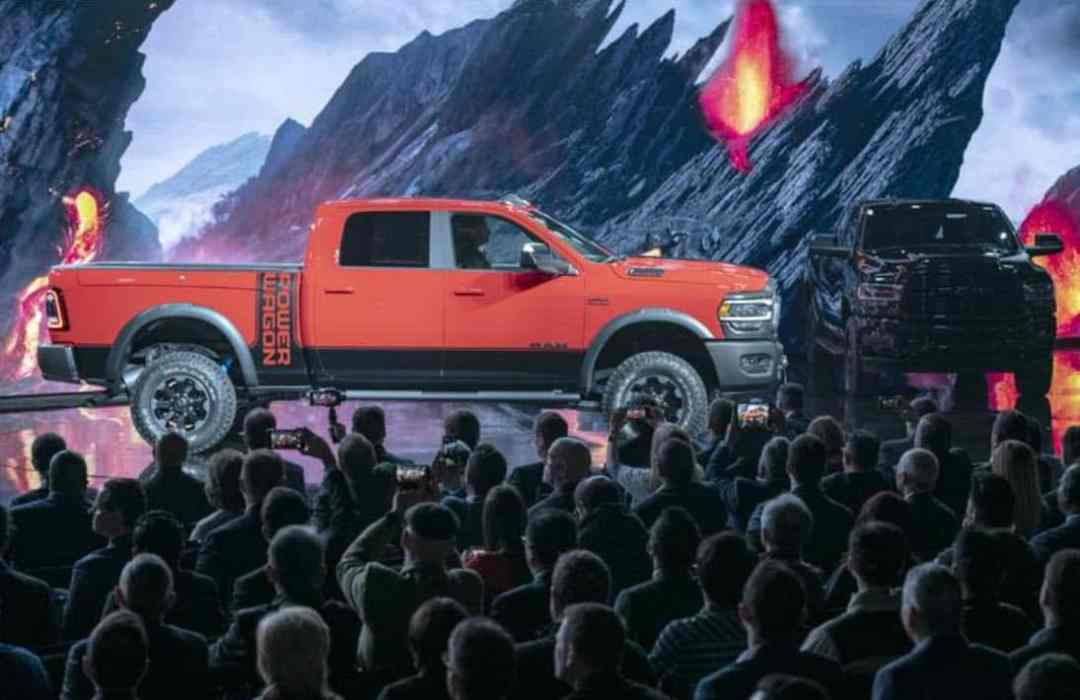 2019 Power Wagon Reveal