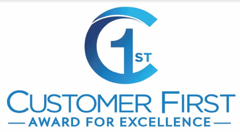 Customer first Rock Springs award