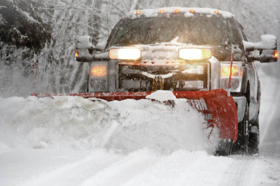 Can you fit a snow plow on any truck