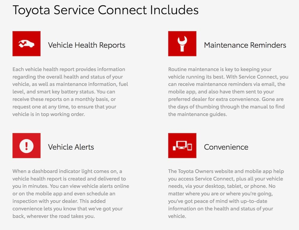 Fremont Toyota Service >> How To Activate Toyota Service Connect - Trusted Auto ...