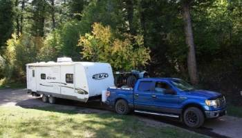 1995 ford f super duty towing capacity