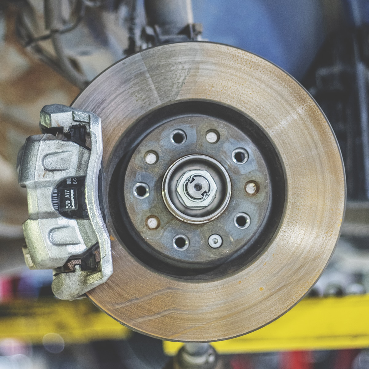 Brakes And Rotors >> Causes Of Squeaking Brakes And When To Get Them Checked