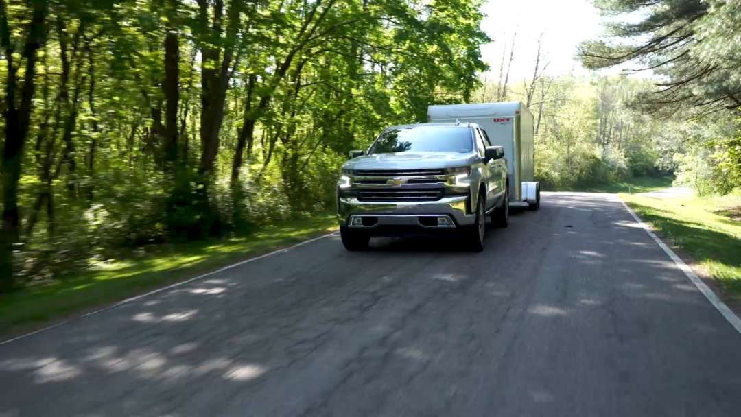 Chevy 1500 Towing Capacity >> 2019 Chevy Silverado 1500 Towing And Trailering Packages