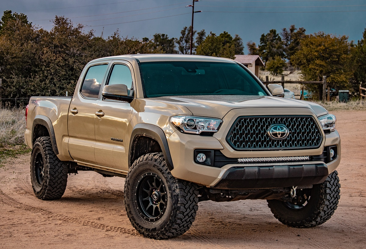 How Much Does It Cost to Lift a Truck - Trusted Auto ...