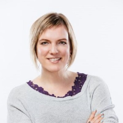 Lucy Eveleigh, Headshot