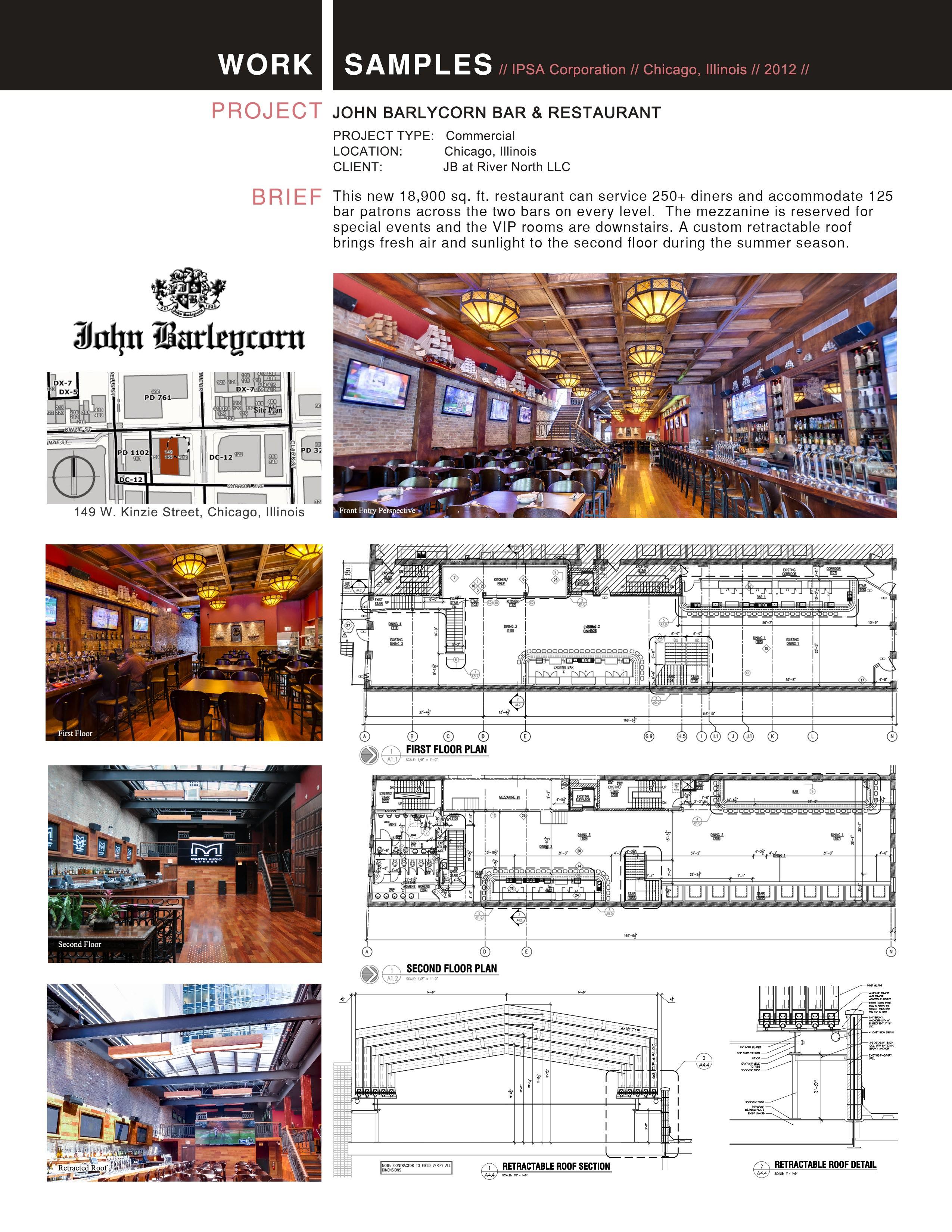 Architectural Resume B L O G