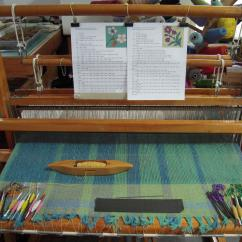 Diagram Of Weaving Loom International Farmall Super A Wiring Twill Tapestry On Peter Harris Tapestryweaver
