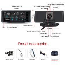 Οθόνη multimedia android-dashboard smart safety system A918