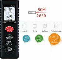 Ψηφιακός μετρητής αποστάσεων 80m - Αποστασιόμετρο με Laser - Digital Laser Distance Meter