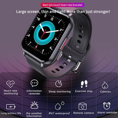 Smartwatch - Fitness tracker -T82