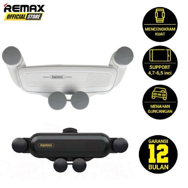 Βάση στήριξης κινητού για τον αεραγωγό -Remax RM -C40- Λευκό