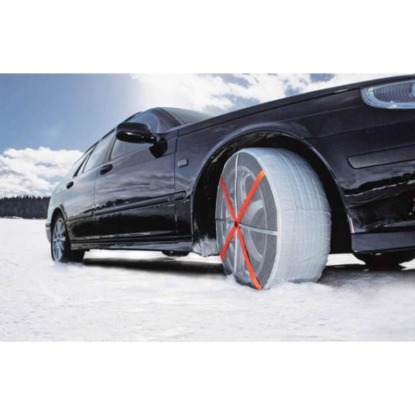 Αντιολισθητικές χιονοκουβέρτες Autosock No 685